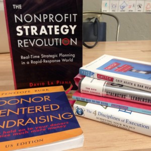 Top books for nonprofit executive directors