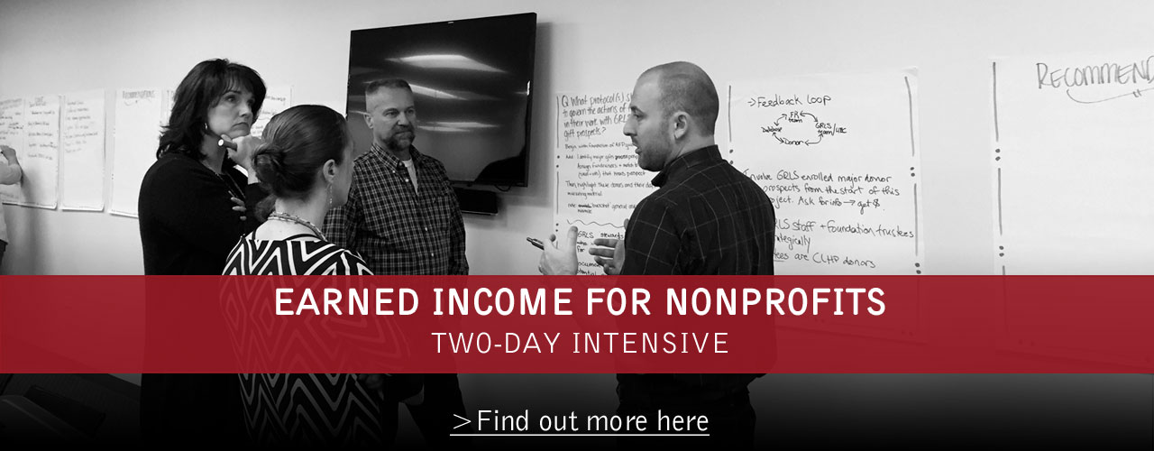 Earned Income for Nonprofits