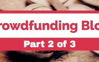 Crowdfunding: Part 2 of 3
