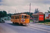 West Colfax trolley