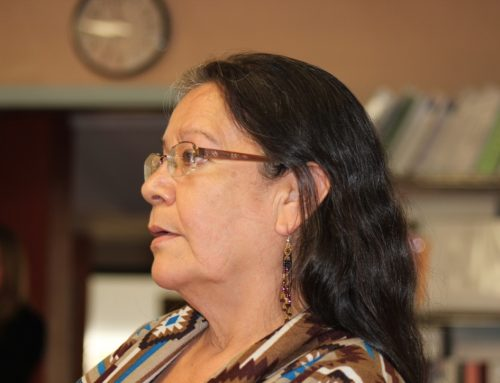 A Talk with JVA's Stella Carrasco: Proud Lakota, Devoted Grandma