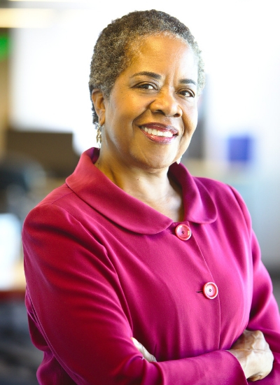 Sandra Harris Howard, Ph.D.